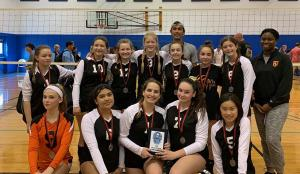 U13 Runner up New Years  Classic